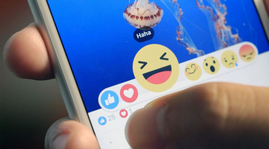 Facebook Reactions Have Been Globally Deployed To Users